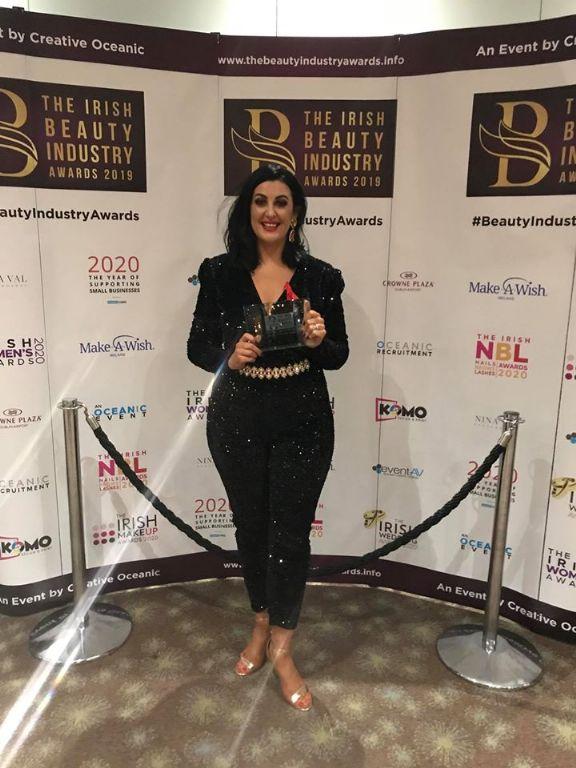 Irish Beauty Awards Winner 2019